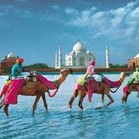 Delhi - Varanasi - Khajuraho - Agra - Jaipur