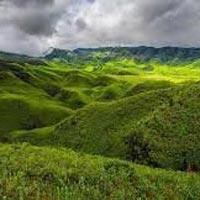 Dimapur - Kohima - Kisama Village - Kohima - Kigwema village - Khonoma village - Kohima - Dimapur