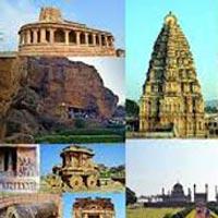 Hampi - Bijapur - Badami - Lakkundi - Chitradurga