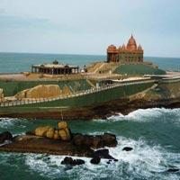 Trichy - Madurai - Rameswaram - Kanniyakumari