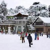 Solan - Kasauli - Chail - Shimla - Jakhoo - Naldehra - Kufri - Mashobra