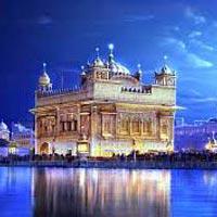 Chandigarh - Anandpur Sahib - Ludhiana - Patiala - Jalandhar - Pathankot - Barth Sahib - Shivkhori - Mansar Lake - Amritsar