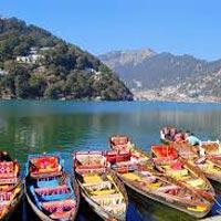 Delhi - Haridwar - Auli - Kausani - Binsar - Nainital - Corbett - Delhi