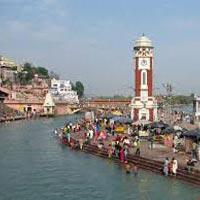 Delhi - Haridwar - Barkot - Yamunotri - Uttarkashi - Gangotri - Guptakashi - Kedarnath - Badrinath - Rishikesh - Rudraprayag - Haridwar - Delhi
