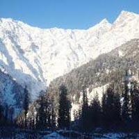 Shimla - Sarahan - Sangla - Nako - kaza - Losar - Gramphoo - Jispa - Udaipur - Rohtang la - Manali