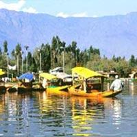 Srinagar - Sonmarg - Gulmarg - Pahalgam