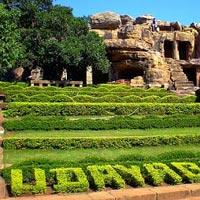 Bhubaneswar - Lalitgiri - Konark - Puri - Satpara - Bhubaneswar