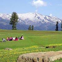 Srinagar - Gulmarg - Pahalgam - Patnitop - Jammu