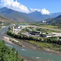 Paro - Punakha - Thimphu