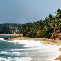 Kovalam - Varkala - Thiruvananthapuram