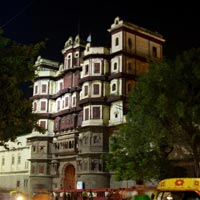 Ujjain - Indore - Omkareshwar - Maheshwar - Pachmarhi - Bhopal - Kanha - Bhedaghat - Jabalpur