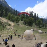Local Sightseeing - Manali - Solang valley - Kullu