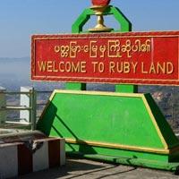 Mandalay - Mogok - Mandalay
