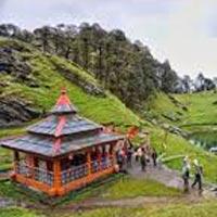 Chandigarh - Manali - Jibhi