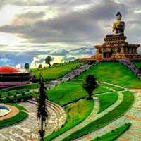 Bagdogra - Gangtok - Nathula Pass - Phuntsholing - Thimphu - Paro - Paro - NJP Rly Station / IXB Airport