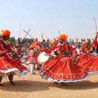 Jaipur - Jodhpur - Jaisalmer - Bikaner