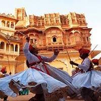Jaipur - Ranthambore - Udaipur - Mount Abu - Jodhpur