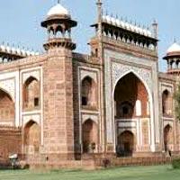 New Delhi - Sariska - Jaipur - Bharatpur - Agra