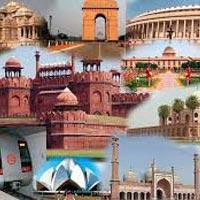 Delhi - Jaipur - Agra - Khajuraho