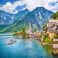 London - Calais - Brussels - Holland - Madurodam - Volendam - Amsterdam - Cologne - River Rhine Cruise - Black Forest - Rhine Falls - Zurich - Interlaken - Lucerne - Switzerland - Vaduz - Swarovski - Innsbruck