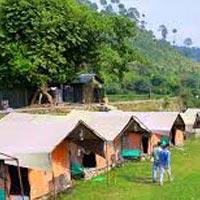 Haridwar - Mussoorie - Dhanaulti - Rishikesh - Nainital - Kausani - Jim Corbett National Park
