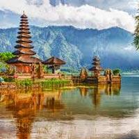 Singapore - Bali - Kintamani