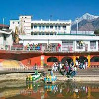 Delhi - Chandigarh - Naina Devi temple - Sheetla Mata temple -  Jwalamukhi temple - Kangra - Chintpurni temple - Chamunda Devi temple - Brijeshwari Temple