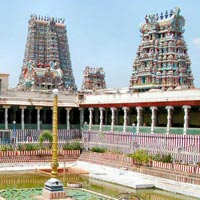 Bangalore - Tirupati - Vellore - Kanchipuram - Mamallapuram - Madurai