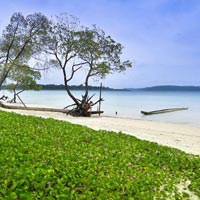 Port Blair - Corbyns Cove Beach - Havelock Island - Neil Island - Chidiya Tapu