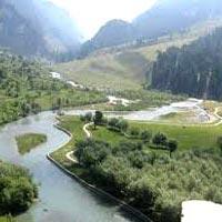 Katra - Pahalgam - Srinagar