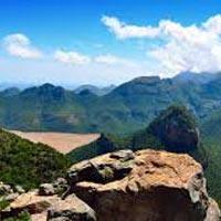 Sun City - Mabula - Johannesburg - Knysna - Cape Town
