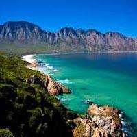 Johannesburg - George - Port Elizabeth - Cape Town - Mossel Bay