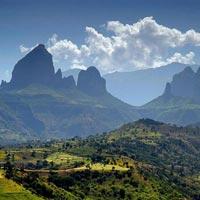 Bahir Dar - Gondar - Lalibela