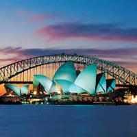 Melbourne - Tangalooma - Gold Coast - Sydney