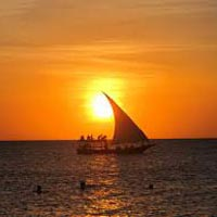 Zanzibar lsland
