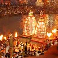 Delhi - Haridwar - Varanasi  - Agra - Mathura - Delhi