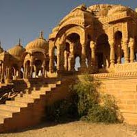 Jaipur - Ranthambore - Chittorgarh - Udaipur - Jaisalmer
