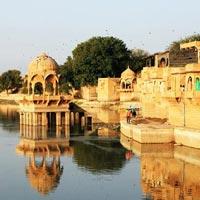 Ajmer / Pushkar - Udaipur via Nathdwara - Udaipur - Mount Abu via Ambaji - Jodhpur