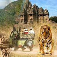 Kanha national park - Bandhavgarh national park - Pench national park