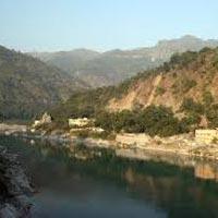 Rishikesh - Mussoorie