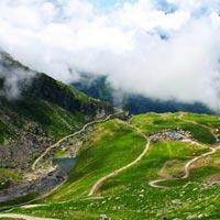 Shimla - Kullu - Manikaran - Local Manali - Rohtang Pass - Solang Valley