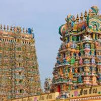 Chennai - Mahabalipuram - Pondicherry - Trichy - Madurai