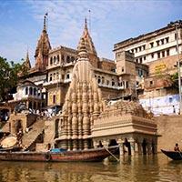Delhi - Haridwar - Rishikesh - Varanasi - Gaya