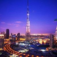 Abu Dhabi - Dubai - Burj Khalifa