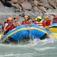 Delhi - Mussoorie - Corbett National Park - Nainital - Ranikhet - Nainital - Delhi