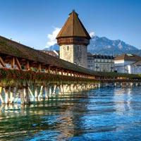 Zurich - Lucerne - Mt Titlis - Lucerne - Interlaken - Mt Jungfraujoch - Interlaken - Zurich Sightseeing