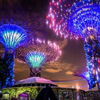 Singapore - Sentosa - Jurong Bird Park - Universal Studio