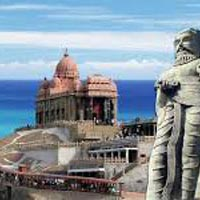 Madurai - Rameswaram - Kanniyakumari - Kovalam