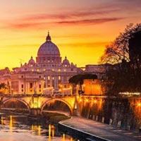 Venice - Florence - Rome