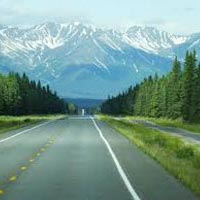 Winnipeg - Churchill - Alaska Highway - Dawson City - Haida Gwaii